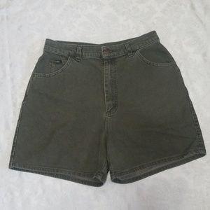 VTG Lee Jean Shorts